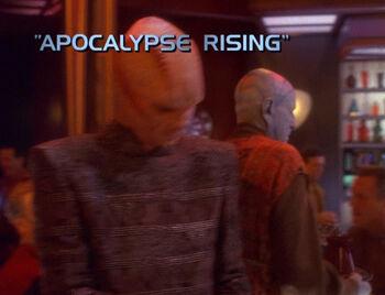 Apocalypse Rising title card