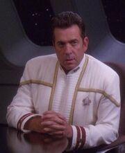 Admiral Ross in Galauniform