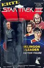 Ertl 334 1984 Klingon Leader