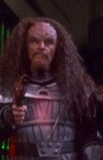 Klingon warrior 3 ds9