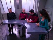 Riker's trial begins