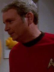 Sicherheitsoffizier 1 USS Enterprise 2268 Sternzeit 4523