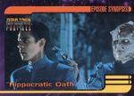 Star Trek Deep Space Nine - Profiles Card 50