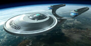 Star Trek Uncharted USS Enterprise