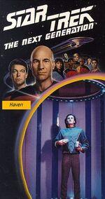 TNG 005 US VHS