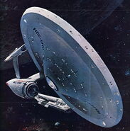 USS Enterprise Phase II Mike Minor 2