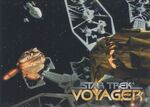 Voyager - Season One, Series One Trading Card 62