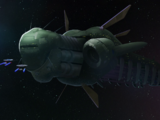 Unnamed Alpha and Beta Quadrant starships (24th century)