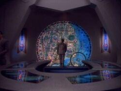 Bajoran Militie vergaderzaal