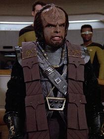 Captain Worf