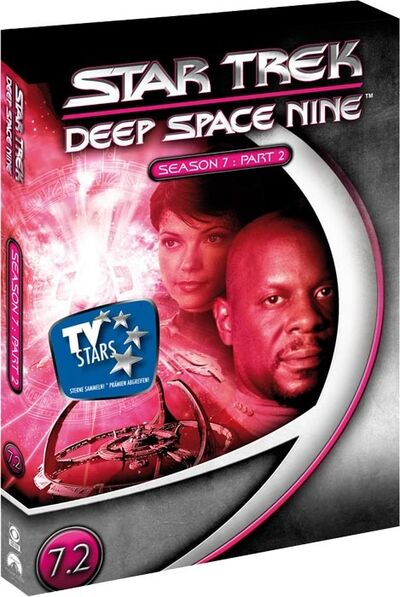 DS9 Staffel 7-2 DVD