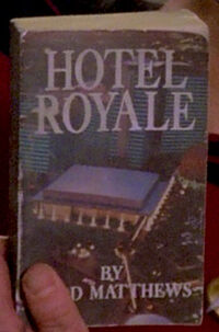 Hotel Royale book