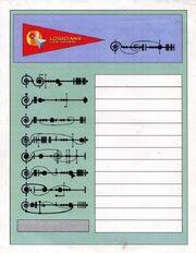 Logicians score card