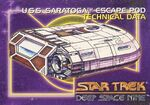 Star Trek Deep Space Nine - Season One Card094