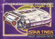 Star Trek Deep Space Nine - Season One Card094