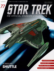 Star Trek Official Starships Collection Issue 77