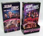 TNG BOBW VHS Gift Set