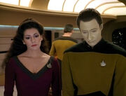 Troi and Data research Danar