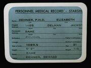 Dehner medizinische Akte