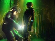 Erster in der Borg-Sphäre