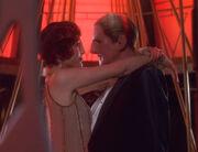 Kira Nerys and Odo on a date