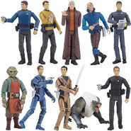 Playmates Star Trek Galaxy Collection wave 2