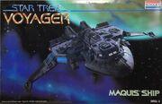 Revell Model Kit 3605 Maquis Ship 1995