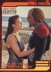 Star Trek Deep Space Nine - Profiles Card 15