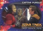 Star Trek Deep Space Nine - Season One Card034