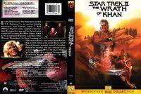 Star Trek II The Wrath of Khan DVD cover