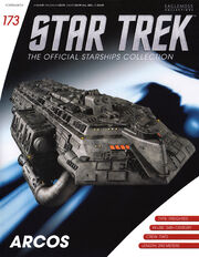 Star Trek Official Starships Collection issue 173