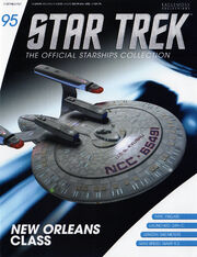 Star Trek Official Starships Collection issue 95