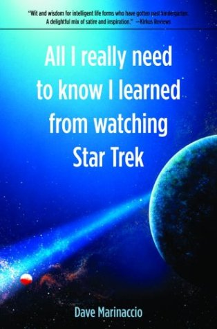 All I really need to know I learned from watching Star Trek HC2