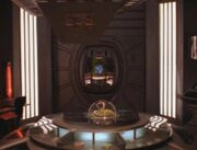 Deep Space 9's science laboratory