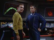 Ferris setzt Kirk unter Druck