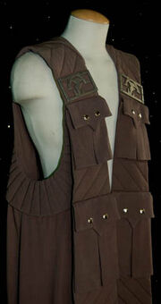 It's a Wrap - Martok's Klingon robe