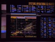 Kurs der USS Voyager um den Tenarus-Cluster