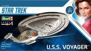 Revell Model Kit 04992 USS Voyager 2019