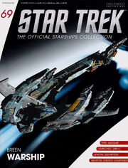 Star Trek Official Starships Collection issue 69