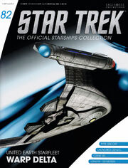 Star Trek Official Starships Collection issue 82