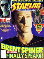Starlog issue 171 cover