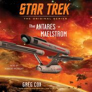 The Antares Maelstrom audiobook cover