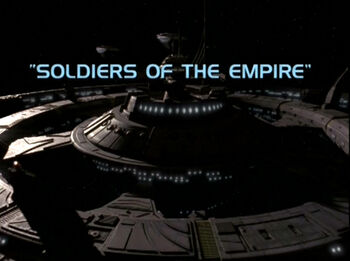 Soldiers of the Empire title card