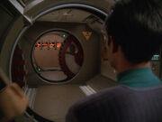 Bajoran vessel airlock