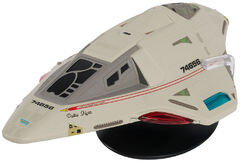 Eaglemoss XL24 Delta Flyer