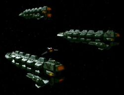 KlingonFreighters