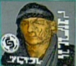 Orta on a wanted poster