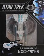 Star Trek Official Starships Collection USS Enterprise-B repack 9