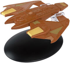 Star Trek Official Starships Collection Vidiian Warship