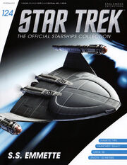 Star Trek Official Starships Collection issue 124
